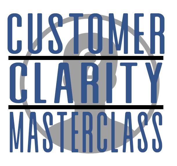Customer persona avatar profile marketing coaching masterclass